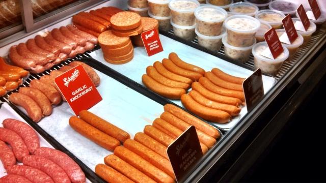 schmidt's sausage haus | columbus, oh