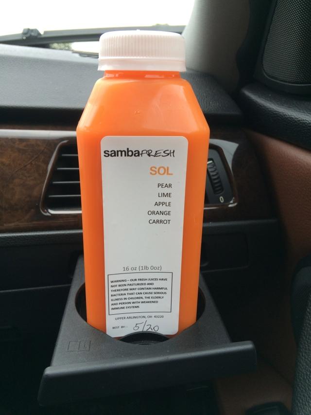 Thom's juice.