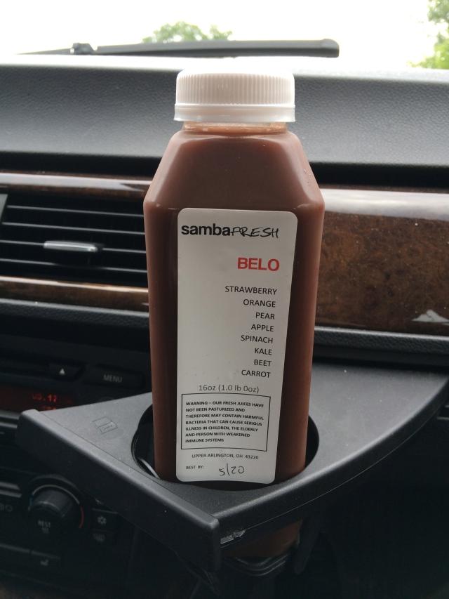 My juice.
