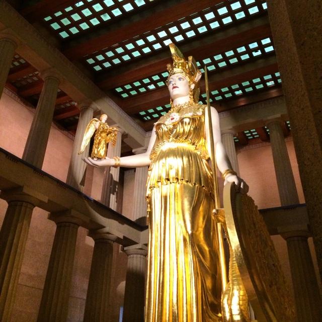 Athena Statue Nashville