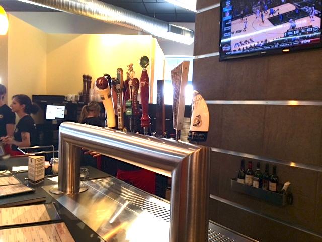 Dewey's Bar