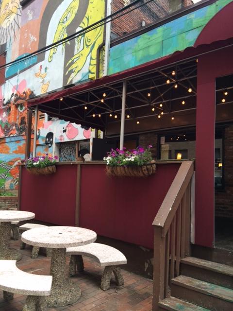 El Arepazo Latin Grill Columbus Ohio