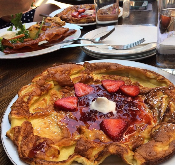 Dutch Baby from The Table, Columbus, Ohio