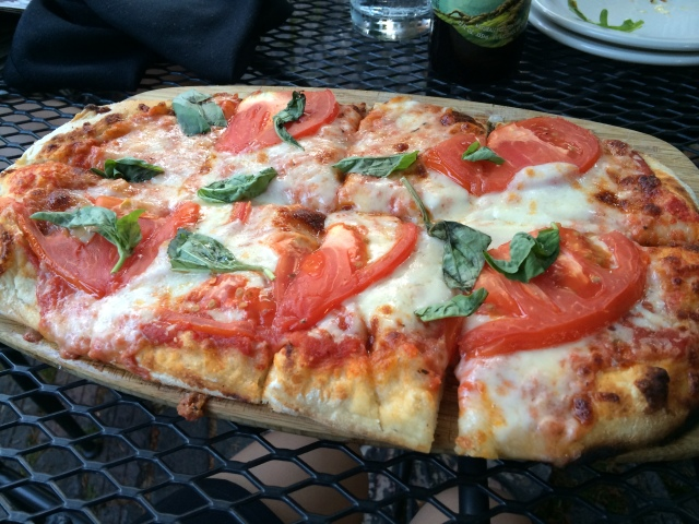 Margherita Pizza at Pie's Reynoldsburg