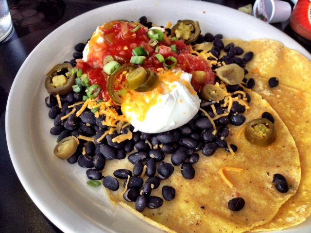 huevos rancheros wildflower cafe