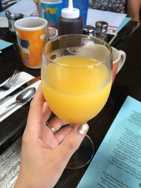 Mimosa from Explorer's Club