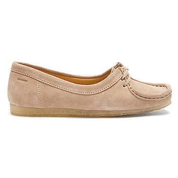 clark's women's wallabees