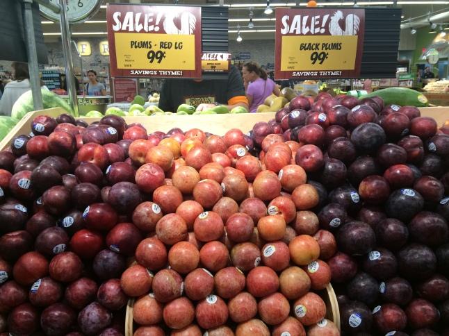 Fresh Thyme Fruit