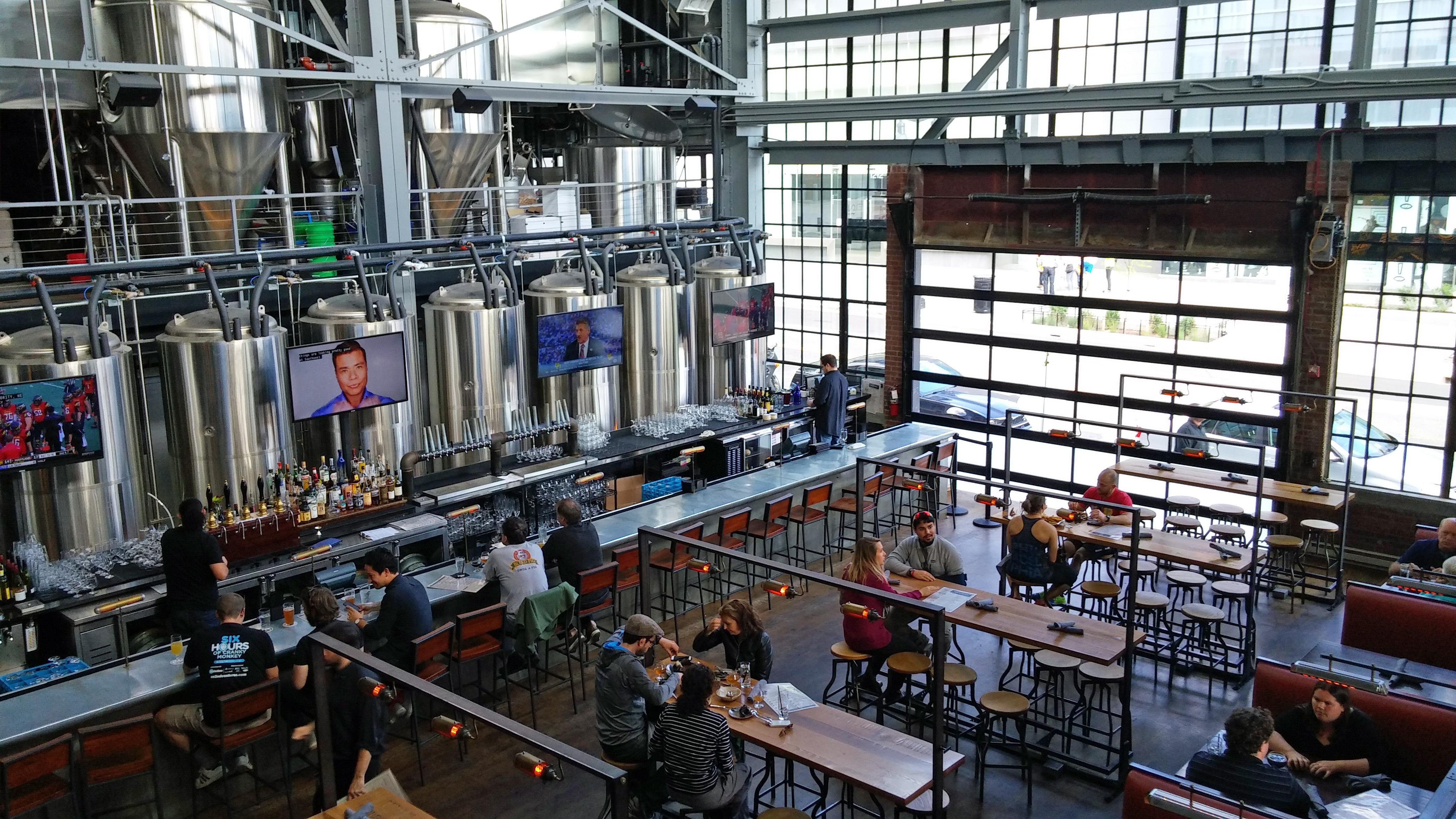 brewery | Wander & Whine