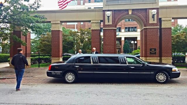 r&r limousine lousiville