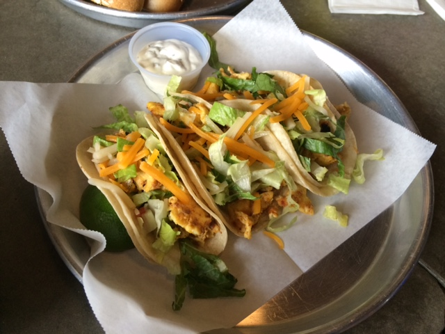 Ethyl & Tank Breakfast Tacos