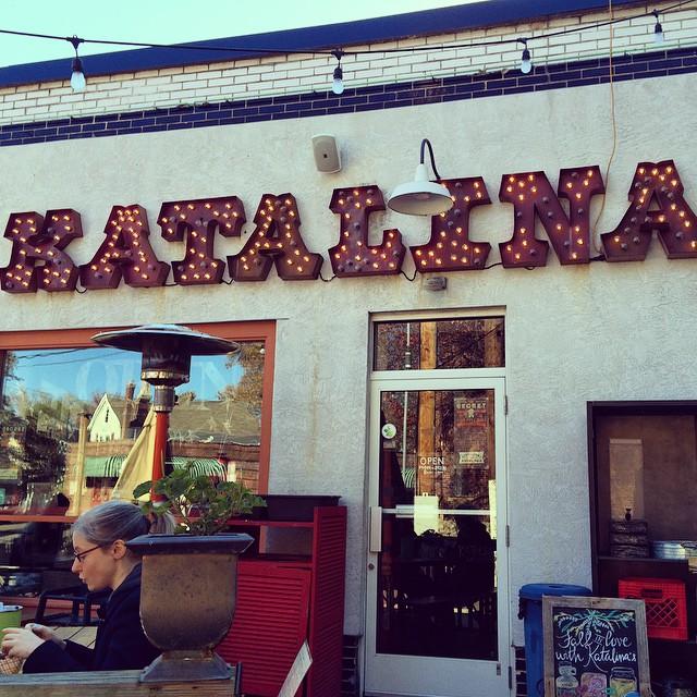 Katalina's Cafe Corner