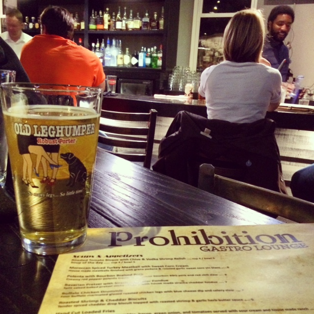Prohibition Gastro Lounge Powell Ohio
