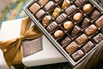 winan's chocolates | columbus, oh