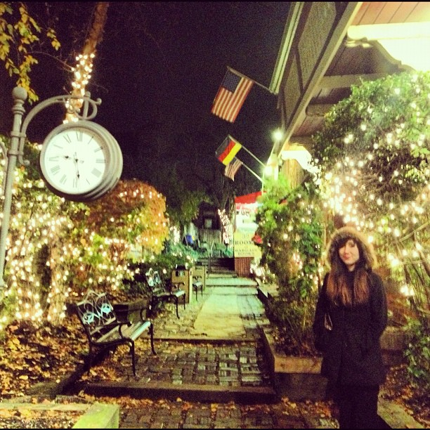 German Village is extra gorgeous this time of year!