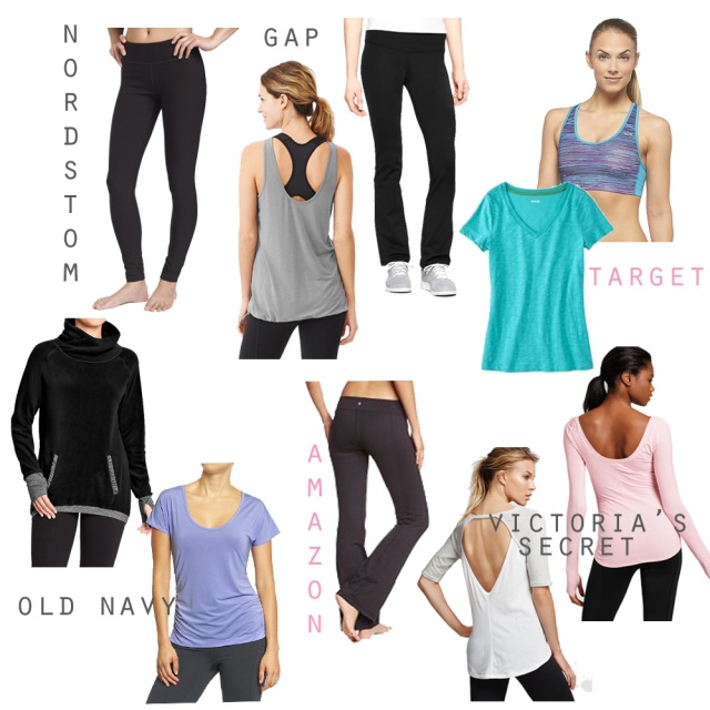 fitness fashion | wander & whine